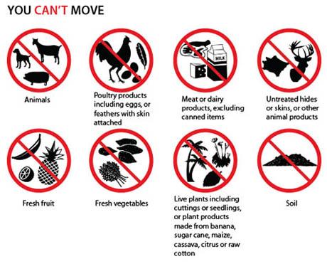 Australian-Quarantine-signage