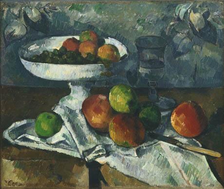 Cezanne Fresh Fruit