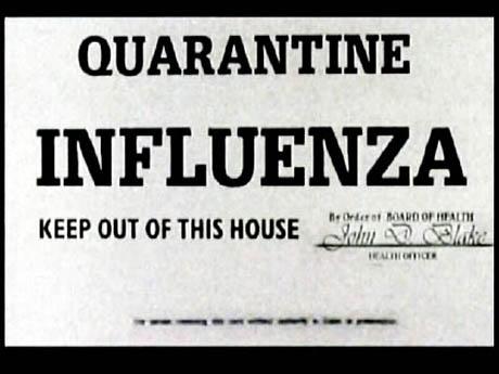 Historical Quarantine Marker