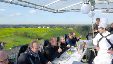 Dinner in the Sky 2