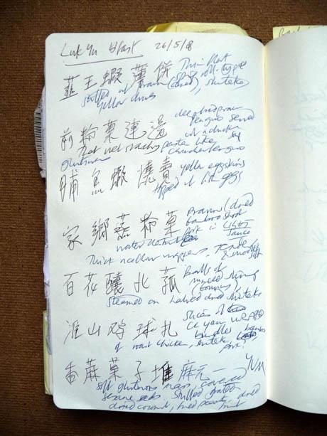 hunan notes 2