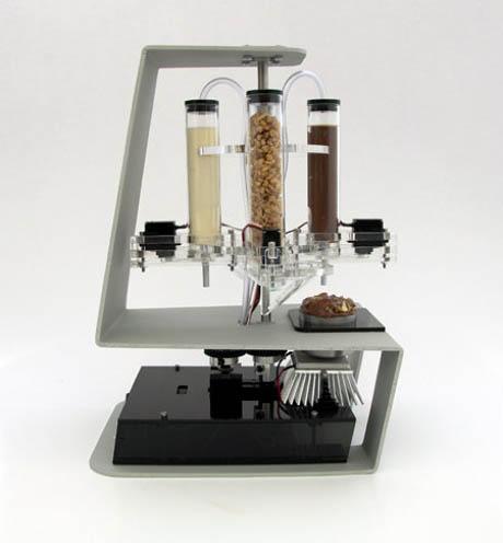 Cross-sectional Chocolate
