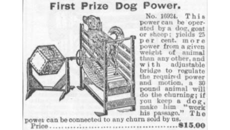 Sears dog churn 460