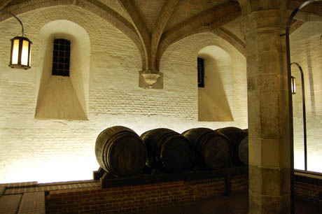 11 Wine Cellar interior 460