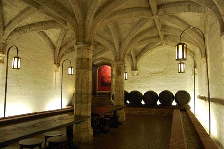 8 Wine Cellar interior 460
