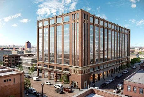 Exceptional IMAGE: Fulton Market Cold Storage Redevelopment Renderings Via Curbed  Chicago.