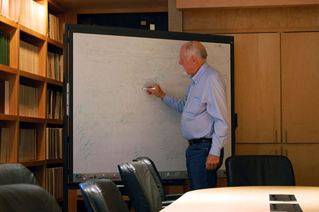 1 Anderson drawing on blackboard 460
