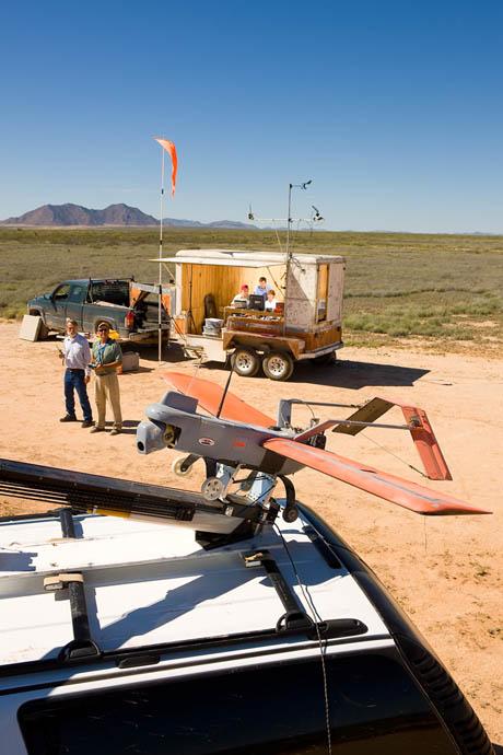 Catapult UAV 460