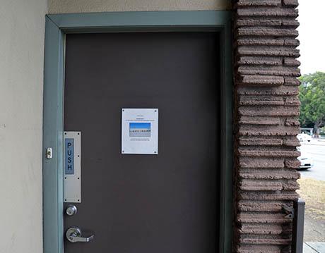 2 CLUI entrance 460