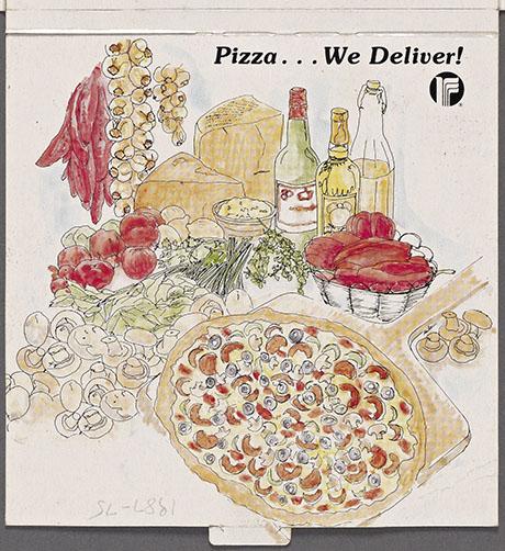 Pizza We Deliver 460