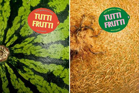 2 Tutti Frutti covers 460