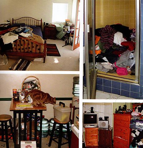 Clutter 4 460