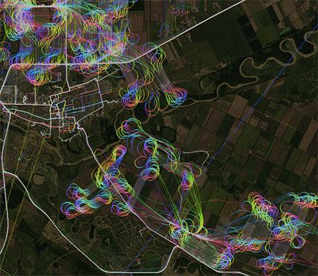 Cropduster GPS