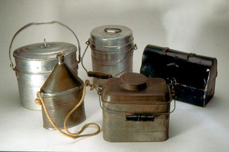 Lunch pails 460
