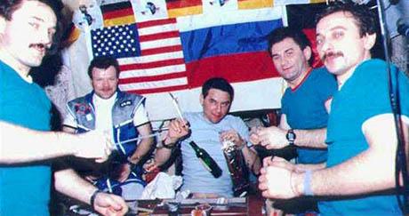 Russians drinking 460
