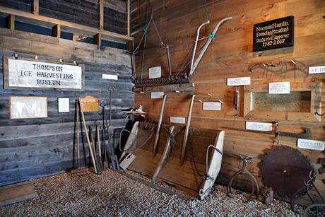 10 Ice harvest museum