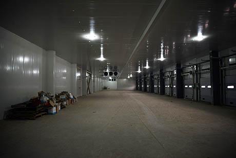 20 Loading dock KuaiXing warehouse
