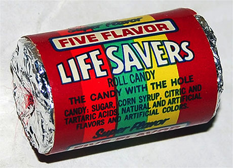Lifesavers 460