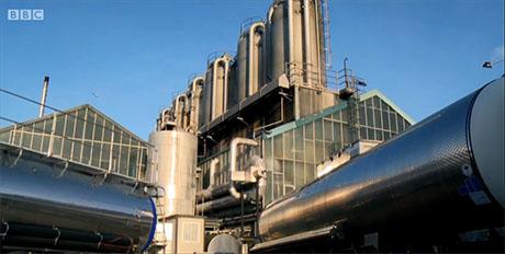 Yeast Factory bioreactors