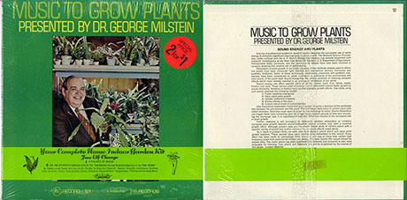 Music to Grow Plants 460