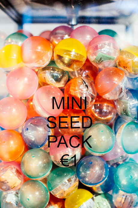 Mini Seed Ball 460